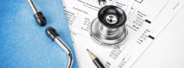 Medical Bills, Stethoscope